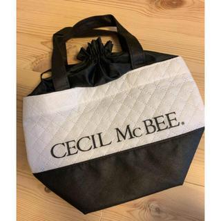 セシルマクビー(CECIL McBEE)のセシルマクビー 巾着(ショップ袋)