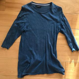 レイジブルー(RAGEBLUE)の7部丈カットソー(Tシャツ/カットソー(七分/長袖))