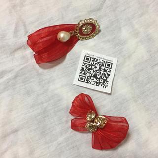 メリージェニー(merry jenny)の 限定値下 vintage pierce(ピアス)
