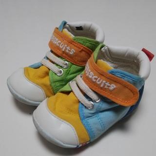 ホットビスケッツ(HOT BISCUITS)のミキハウス ホットビスケッツ 靴 12.0cm(スニーカー)