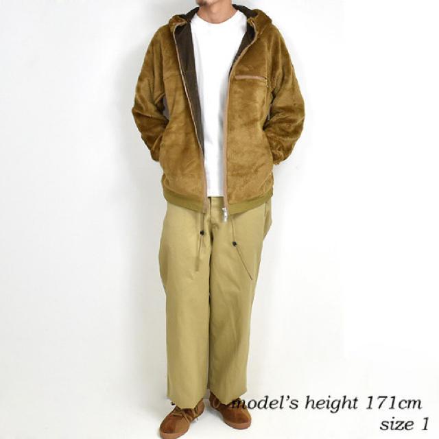 nonnative(ノンネイティブ)のnonnative ノンネイティブ EXPLORER HOODED JACKET メンズのジャケット/アウター(その他)の商品写真