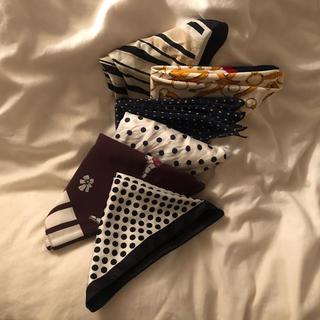 ロキエ(Lochie)のvintage scarf(バンダナ/スカーフ)