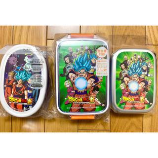 ドラゴンボール(ドラゴンボール)のドラゴンボール お弁当箱 3種 ドラゴンボール超 孫悟空 ベジータ(弁当用品)