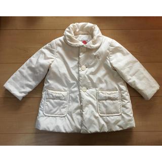 ハッカベビー(hakka baby)のHAKKA Baby ハッカベビー ☆ 80 中綿コート(ジャケット/コート)