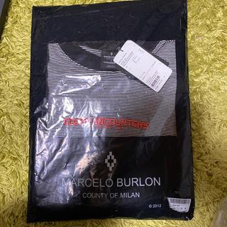 マルセロブロン(MARCELO BURLON)のMARCELO BURLON 新品未使用 定価44000(Tシャツ/カットソー(半袖/袖なし))