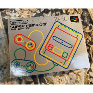 スーパーファミコン(スーパーファミコン)のニンテンドー スーパーファミコン 本体(家庭用ゲーム機本体)