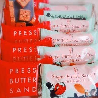 博多限定あまおう苺セット‼️プレスバターサンド&シュガーバターサンドの木(菓子/デザート)