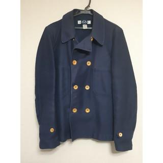 コムデギャルソンオムプリュス(COMME des GARCONS HOMME PLUS)のCOMME des GARCONS shirt BLUE DE PANAMA(シャツ)