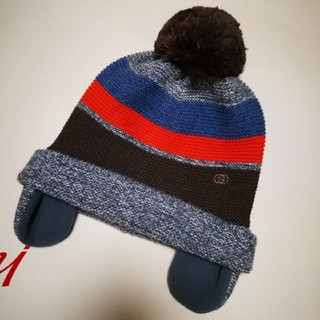 グッチ(Gucci)の新品グッチ ニットキャップ ニット帽  帽子(ニット帽/ビーニー)