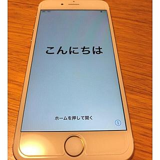 au - iPhone6 16GB au