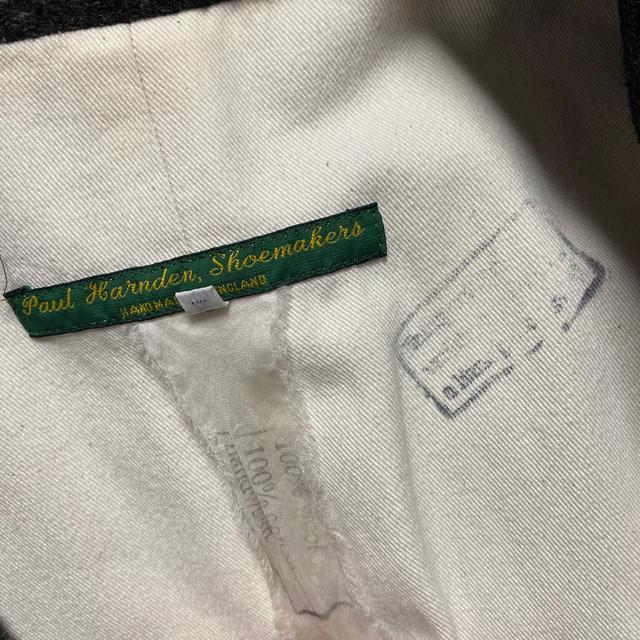 Paul Harnden(ポールハーデン)の【超特価】Paul Harnden ウール マックコート メンズのジャケット/アウター(ステンカラーコート)の商品写真