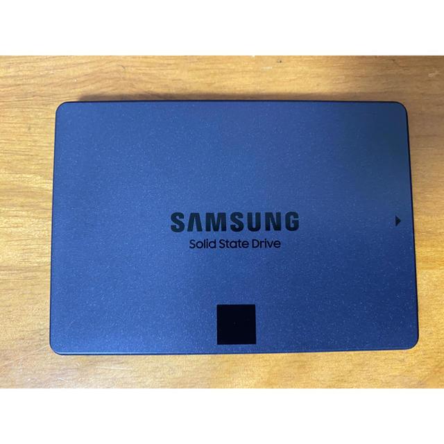 SAMSUNG(サムスン)のSamsung ssd 1tb hdd/ssd 外付け ケース付 スマホ/家電/カメラのPC/タブレット(PC周辺機器)の商品写真
