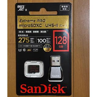 SanDisk - SANDISK microSDXC SDSQXPJ-128G-JN3M3