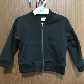 プティマイン(petit main)のプティマイン 90サイズ プルゾン アウター コート 新品(ジャケット/上着)