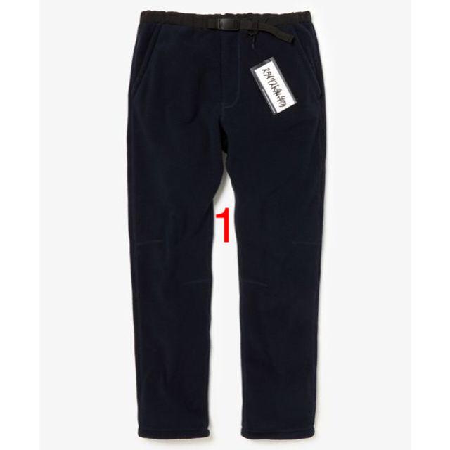 nonnative(ノンネイティブ)のスタイリスト私物 Nonnative フリース パンツ サイズ1 メンズのパンツ(その他)の商品写真