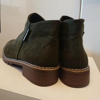 ヒールブーツ  ミドル (ブーツ)