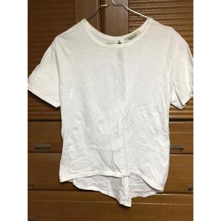 チルアナップ(CHILLE anap)のCHILLEシャツ(Tシャツ(半袖/袖なし))