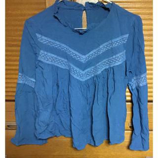 アナップミンピ(anap mimpi)のアナップミンピシャツ(シャツ/ブラウス(長袖/七分))