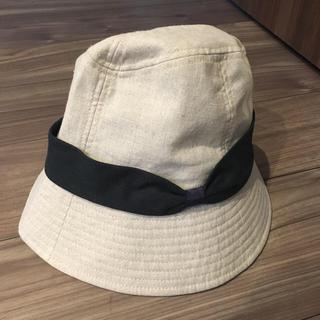 アクタス(ACTUS)の帽子 ハット アクタス 購入 3080円(ハット)