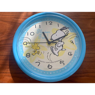 スヌーピー(SNOOPY)のSNOOPY 壁掛け時計(掛時計/柱時計)