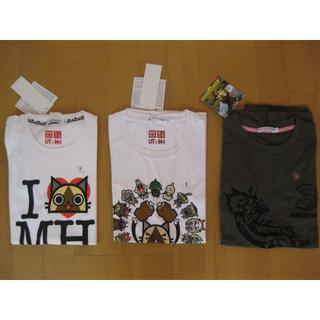ユニクロ(UNIQLO)のモンハン Tシャツ ユニクロ 限定販売 Sサイズ(その他)