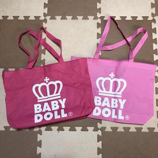 ベビードール(BABYDOLL)のBABY DOLL ショップ袋(ショップ袋)