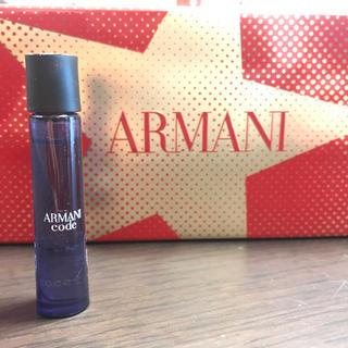 Armani - 香水 ジョルジオ アルマーニ ビューティ アルマーニ コード オードトワレ