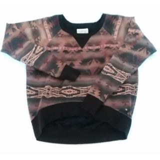 デニムアンドサプライラルフローレン(Denim & Supply Ralph Lauren)のDenim & Supply【新品】裏起毛トレーナー(Tシャツ/カットソー)