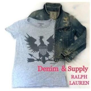 デニムアンドサプライラルフローレン(Denim & Supply Ralph Lauren)のDenim & Supply【新品】イーグルTシャツ(Tシャツ(半袖/袖なし))
