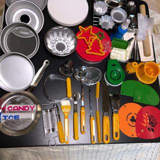 ベルメゾン(ベルメゾン)の千趣会 ベルメゾン 毎月購入 MON CHERE  お菓子作り製菓道具(調理道具/製菓道具)
