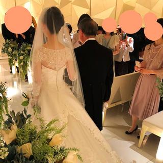 TAKAMI - 【極美品】タカミブライダル ビーズベール ショート 結婚式