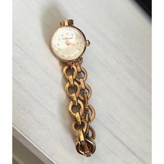 ジルスチュアート(JILLSTUART)のJILLSTUART SILDR 004 レディース時計 腕時計(腕時計)