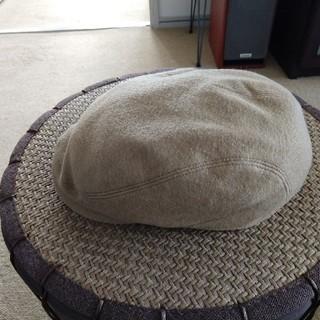バーバリーブルーレーベル(BURBERRY BLUE LABEL)の【再値下げしました】バーバリーブルーレーベル ベレー帽(ハンチング/ベレー帽)