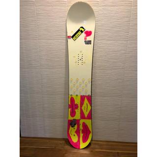 アライアン(ALLIAN)のスノーボード ALLIAN Backman 154(ボード)