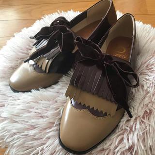 アシナガオジサン(あしながおじさん)の新品未使用 ローファー(ローファー/革靴)