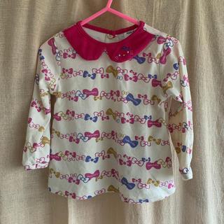 フタフタ(futafuta)のキティちゃんシャツ(Tシャツ/カットソー)