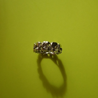 SNOOPY ダイヤモンド フルエタニティリング(リング(指輪))