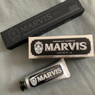 新品・MARVIS 歯磨き粉・歯ブラシ セット