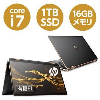 ヒューレットパッカード(HP)の新品未開封 4K OLED 有機EL HP Spectre x360 13(ノートPC)