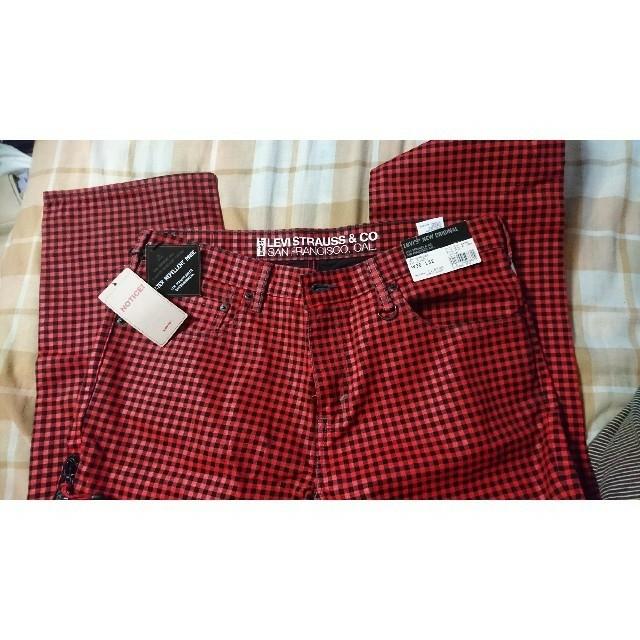 Levi's(リーバイス)のメンズ、ゴルフウェア メンズのパンツ(その他)の商品写真