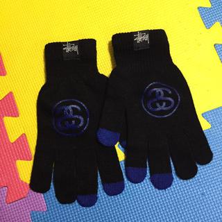 ステューシー(STUSSY)の新品 ステューシー スマホ手袋(手袋)