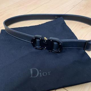 ディオール(Dior)のDior 19ss カーフスキン タクティカルベルト(ベルト)