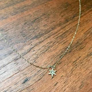 オーロラグラン(AURORA GRAN)のオーロラグランの星形ネックレス(ネックレス)
