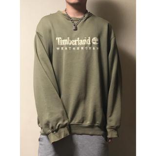 ティンバーランド(Timberland)のtimber land  スウェット(Tシャツ/カットソー(七分/長袖))