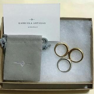ドゥーズィエムクラス(DEUXIEME CLASSE)のカブリエラ・アルディガス!極美品!(リング(指輪))