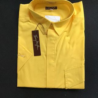 ティエリーミュグレー(Thierry Mugler)のティエリーミュグレー メンズ半袖シャツ(シャツ)
