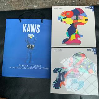 【新品】KAWS パズル (その他)