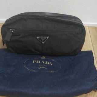プラダ(PRADA)のPRADA セカンドバッグ ☆未使用☆(セカンドバッグ/クラッチバッグ)