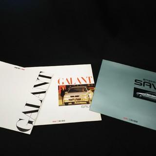 ギャランののカタログ