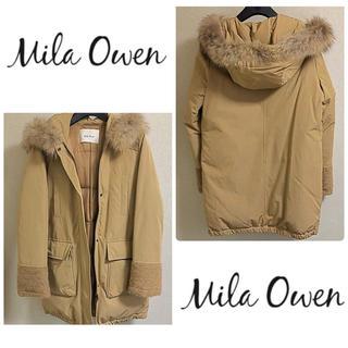 Mila Owen - MilaOwen ダウンコート ミラオーウェン コート Mila Owen